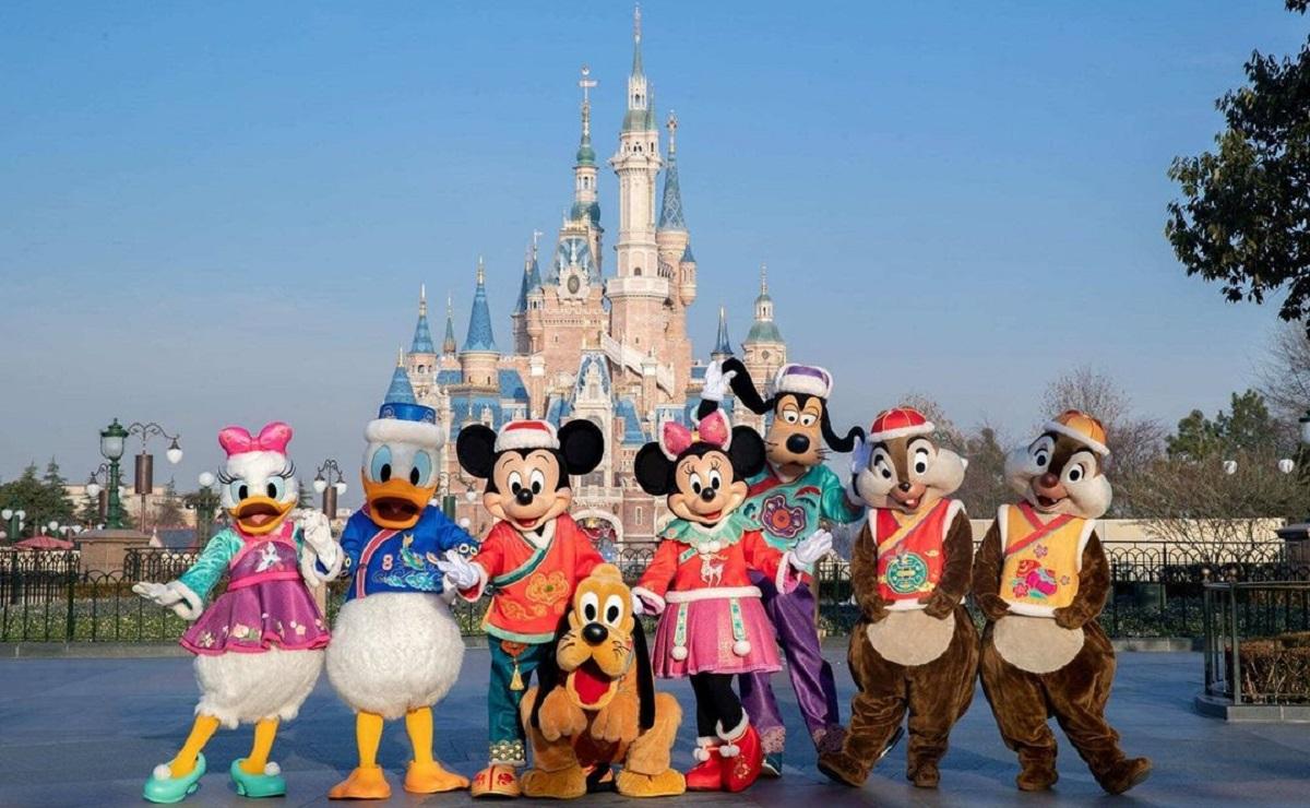 Disney celebrará os 50 anos de seu famoso resort na Flórida
