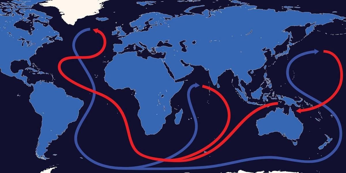 Cientistas alertam para perigoso enfraquecimento da Corrente do Golfo