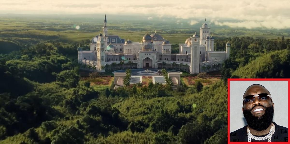Palácio de Um Príncipe em Nova Iorque 2 é mansão de rapper