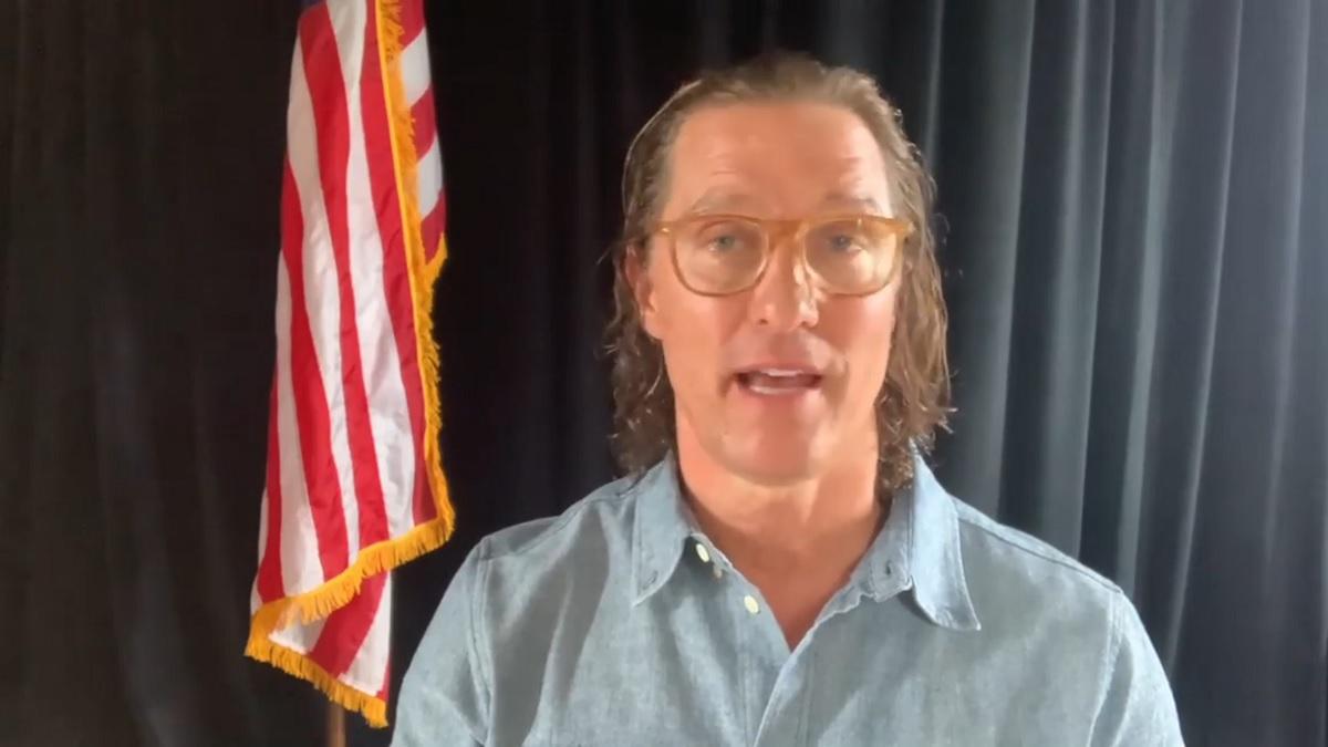 Matthew McConaughey pode concorrer ao governo do Texas