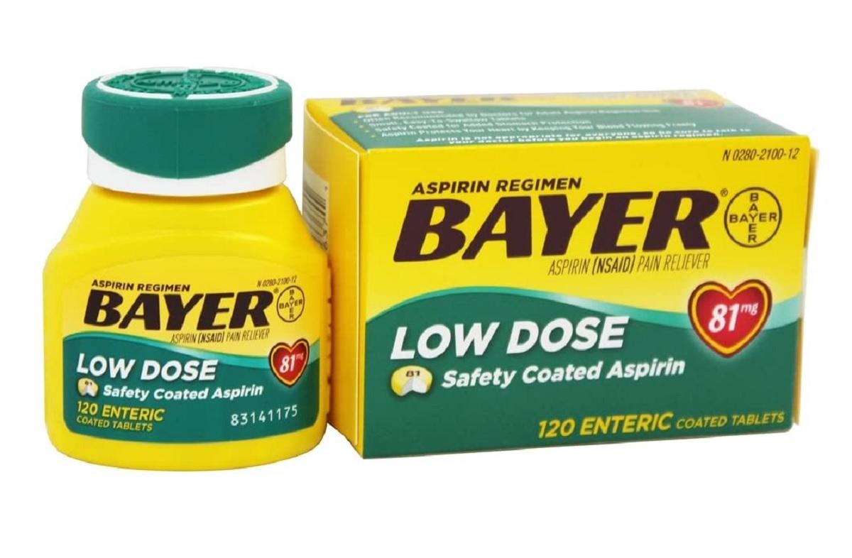 Pequena dose de Aspirina pode reduzir efeitos graves da covid-19, diz estudo