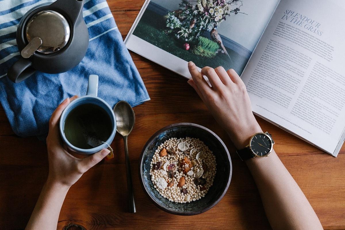 Tome café da manhã às 8h30, recomendam cientistas