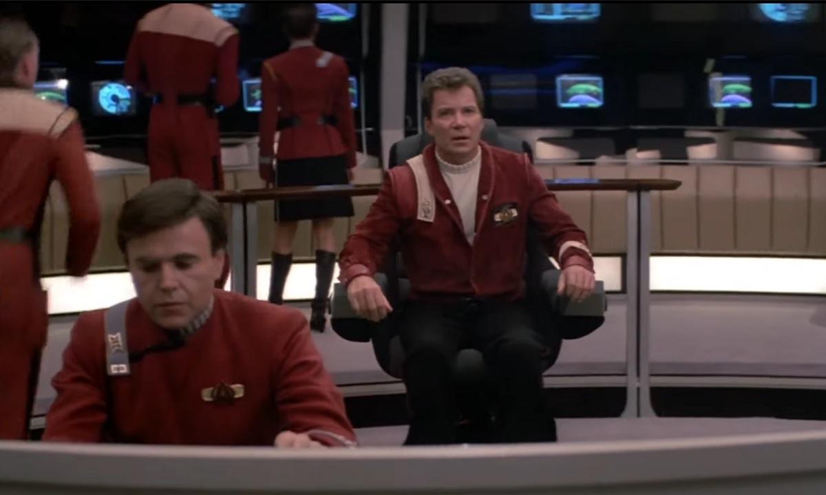 Ator William Shatner, o capitão Kirk, nunca assistiu à série Star Trek
