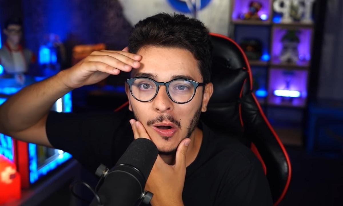 Famoso youtuber é diagnosticado com paralisia de Bell