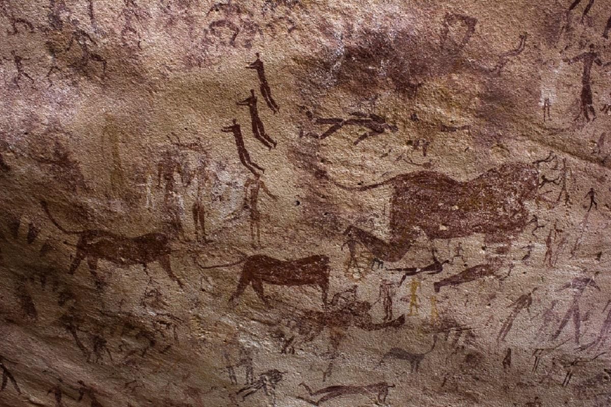 Pinturas rupestres foram resultado de alucinação, diz estudo