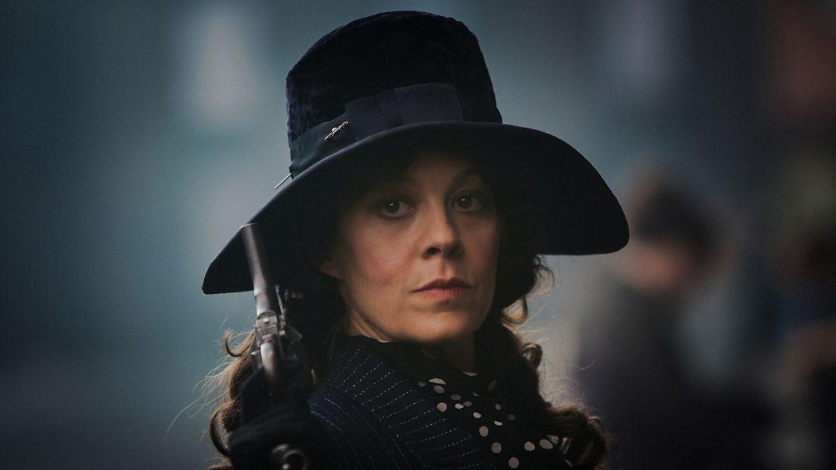 Morre a atriz britânica Helen McCrory da série Peaky Blinders