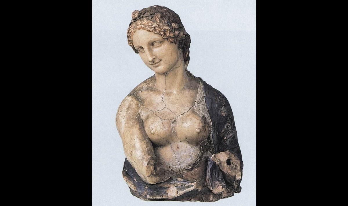Controversa escultura atribuída a Leonardo da Vinci é do século XIX, dizem cientistas