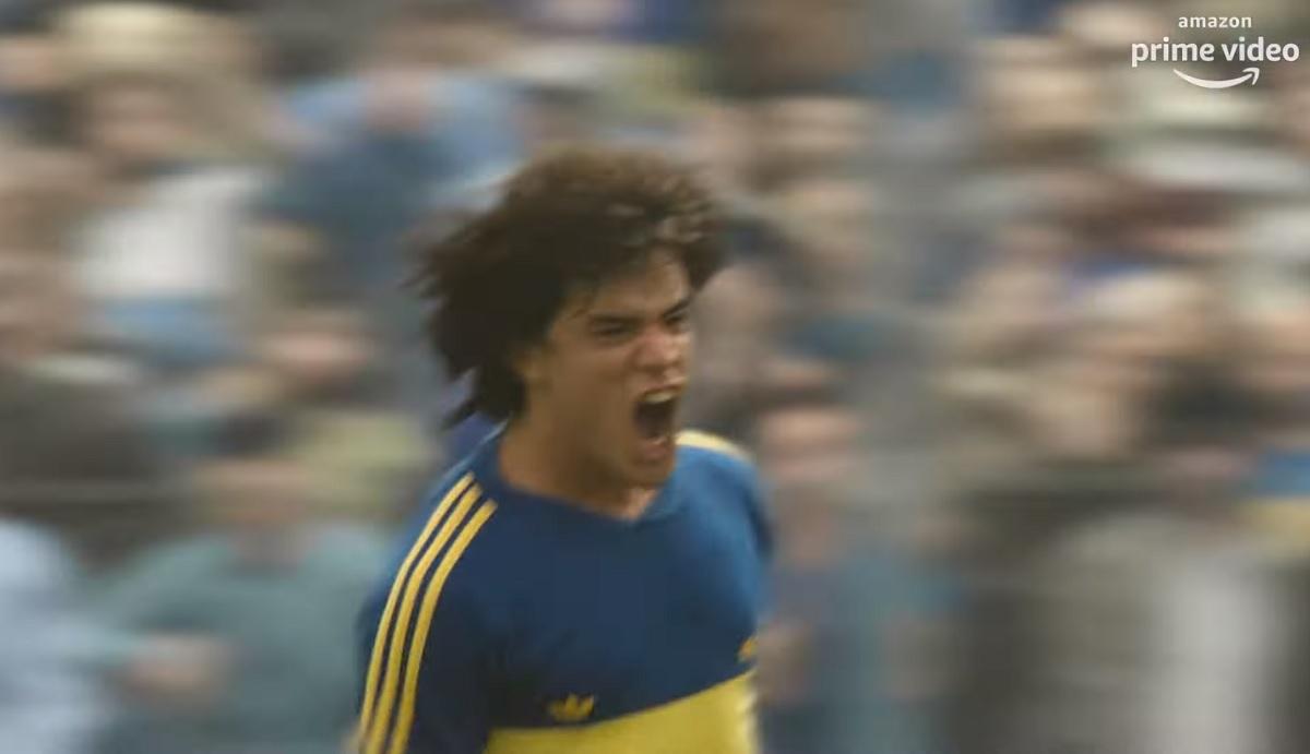 Prime Video revela teaser da série Maradona: Sueño Bendito