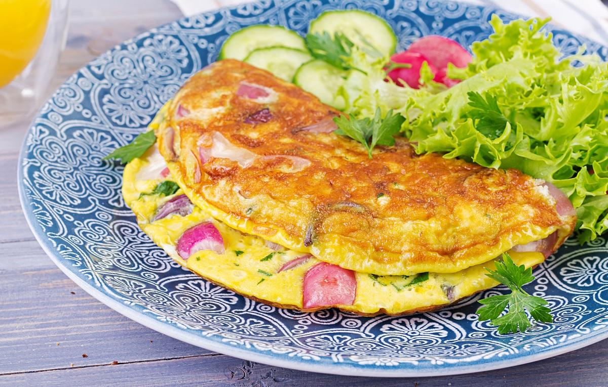 Conheça o segredo para deixar a omelete fofinha