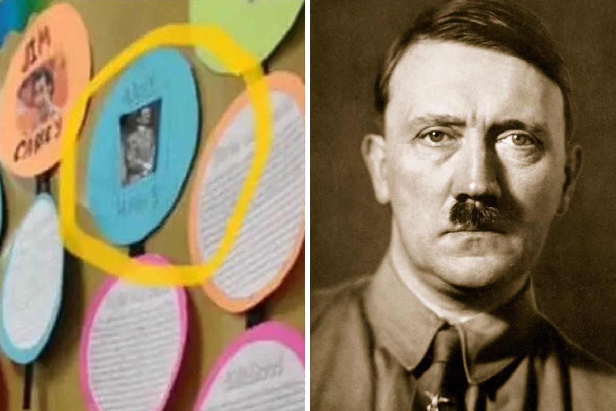 Garoto se veste de Hitler em trabalho da escola e causa polêmica