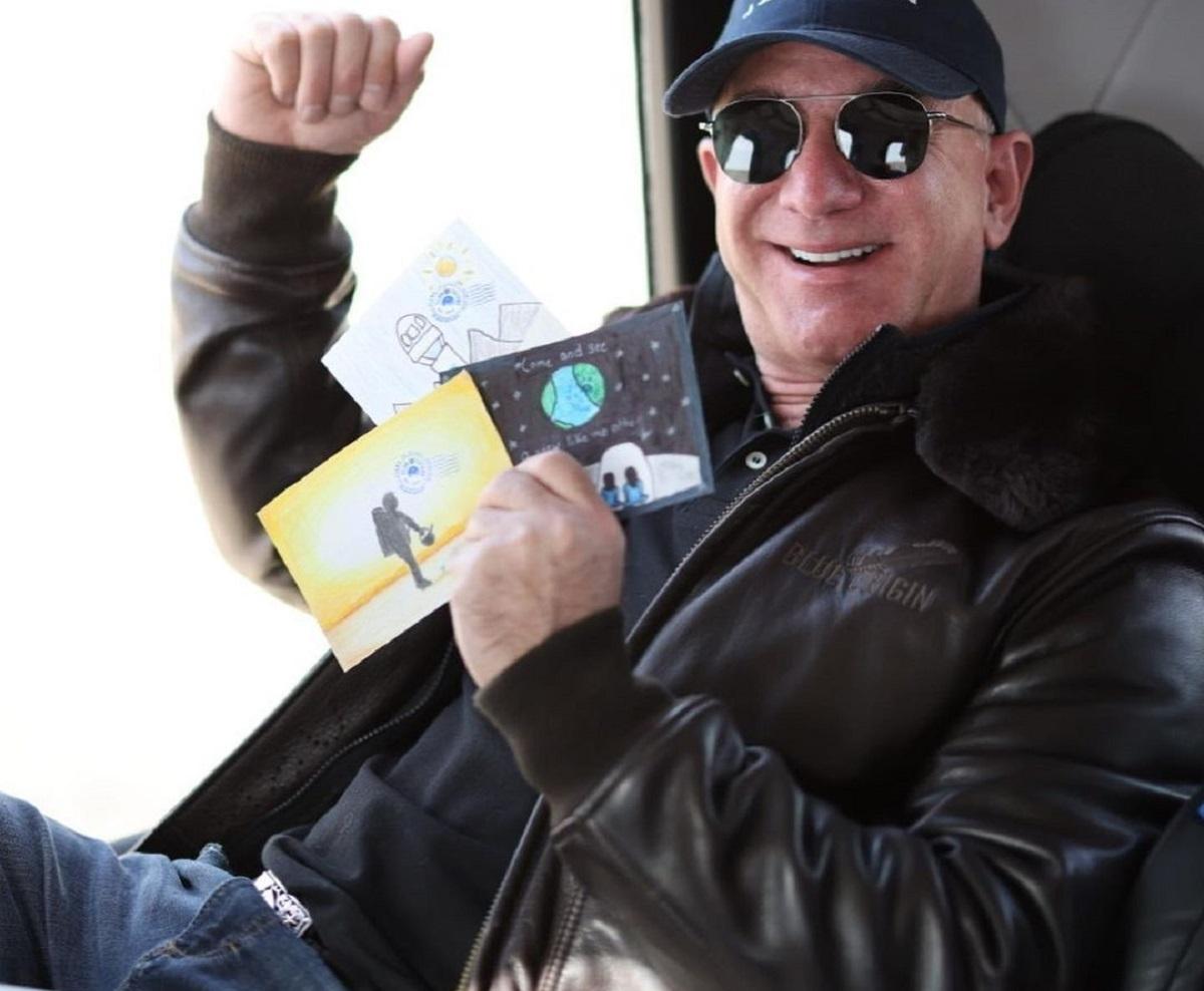 Jeff Bezos será o homem mais rico do Universo em julho