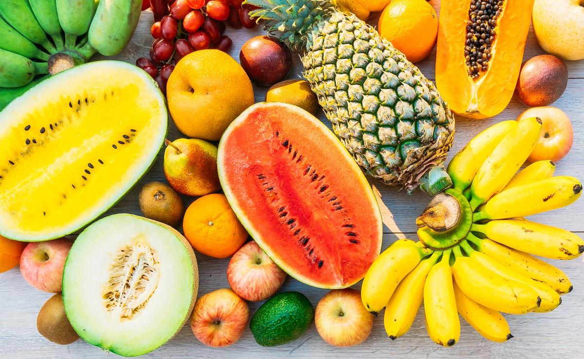 Duas porções de frutas por dia pode reduzir risco de diabetes