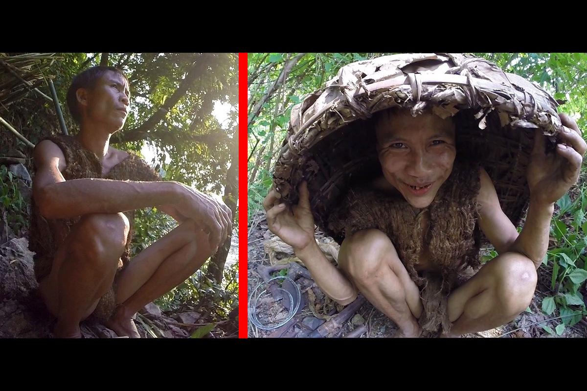 """""""Tarzan da vida real"""" passou 41 anos sem saber que mulheres existiam"""