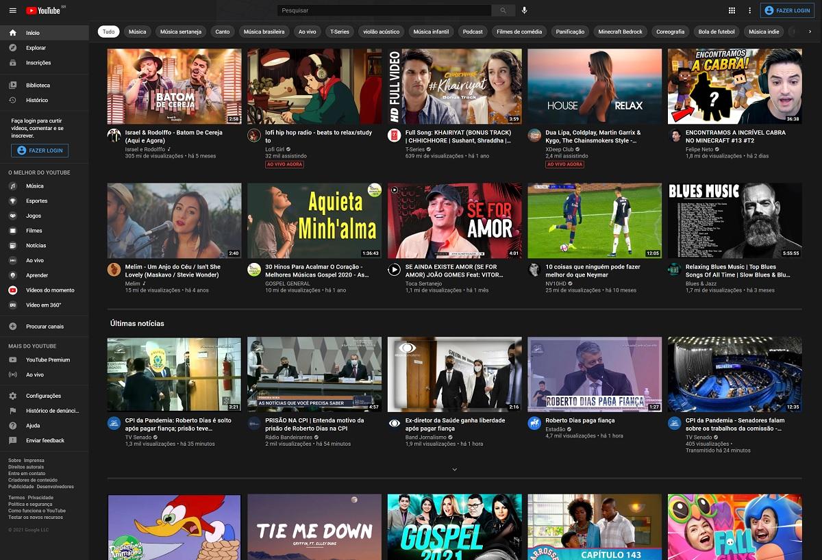 YouTube recomenda muitos vídeos que desagradam ao público, denuncia a Mozilla