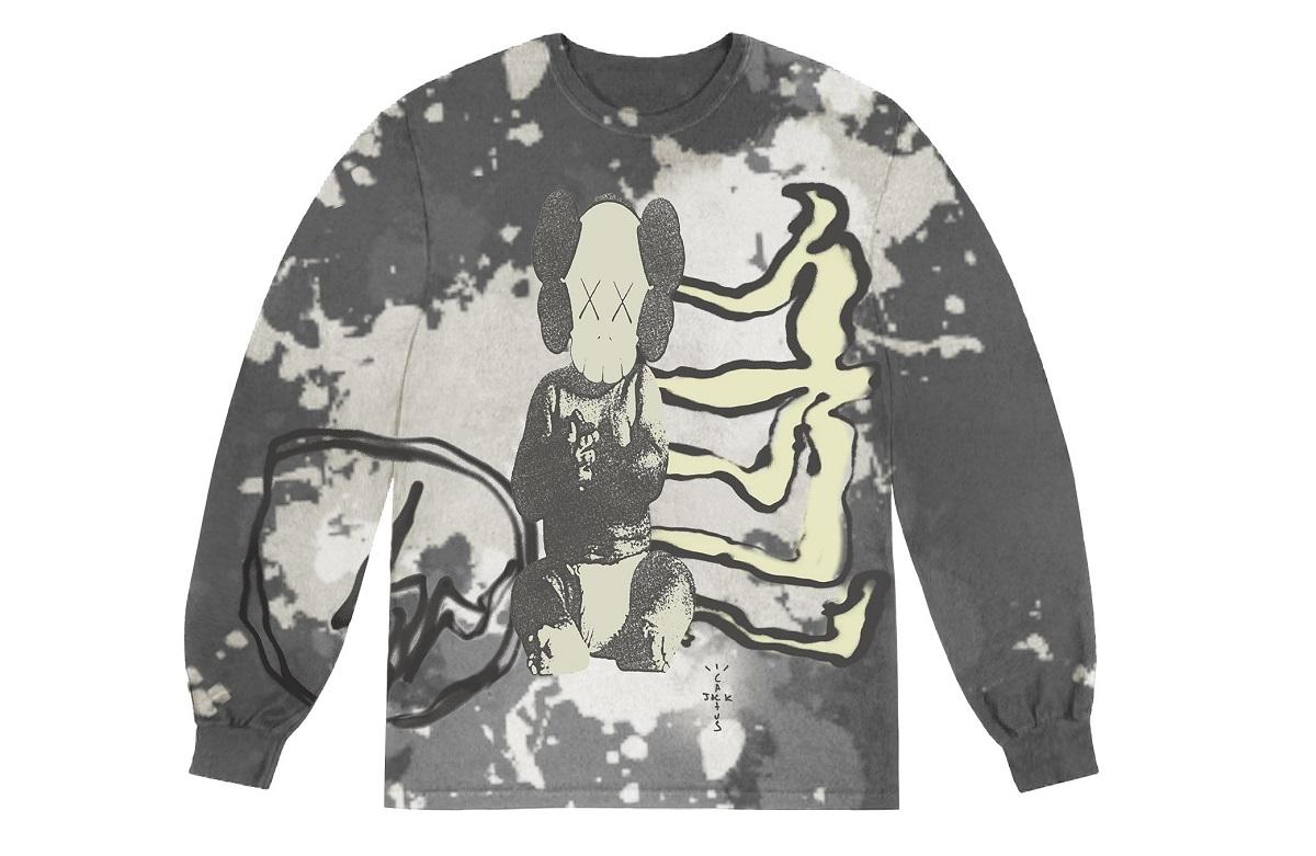 Rapper Travis Scott lança nova coleção, incluindo o Fragment Air Jordan 1 High OG