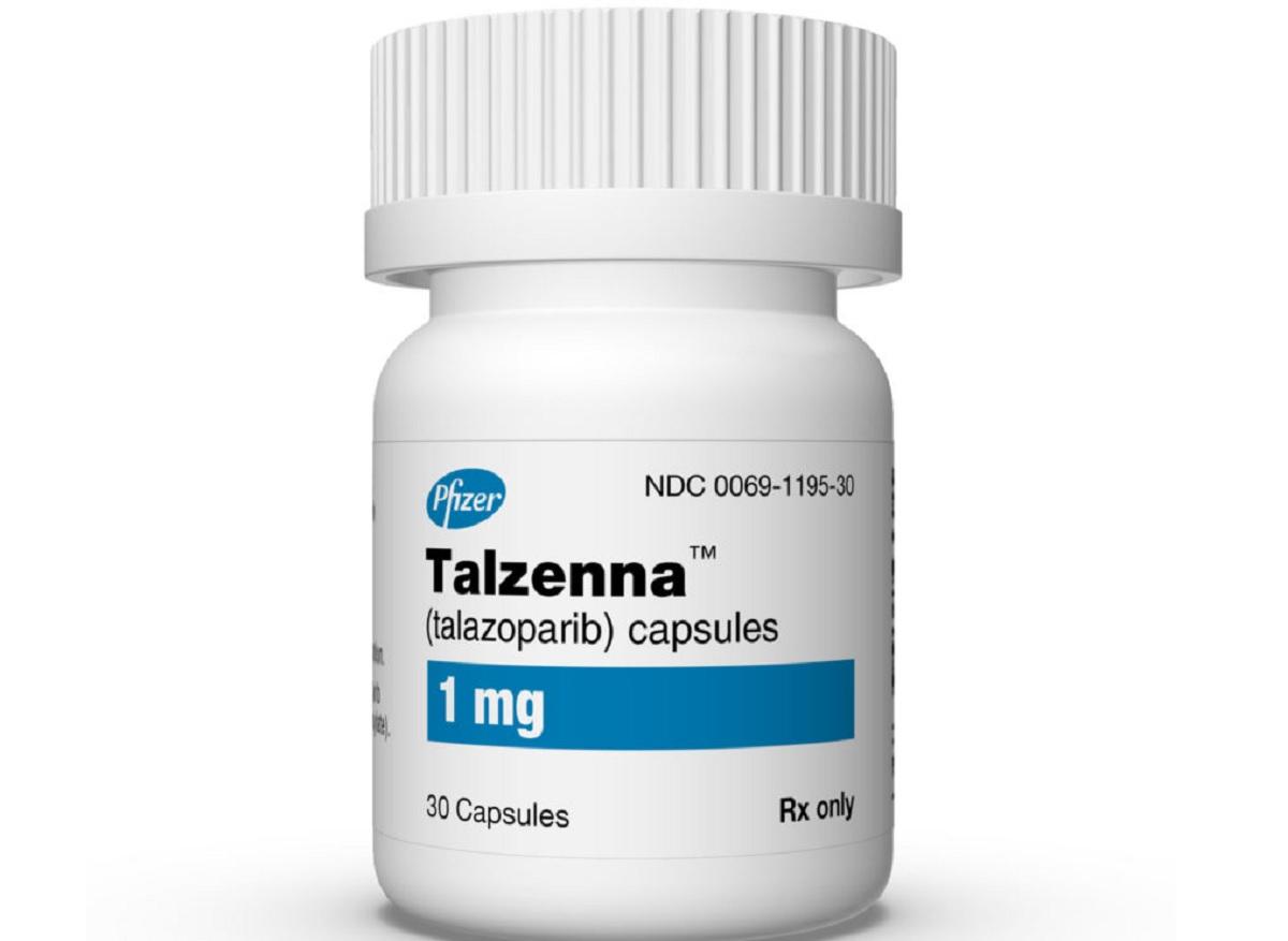 Talazoparibe é duas vezes mais rápido no combate ao câncer de próstata