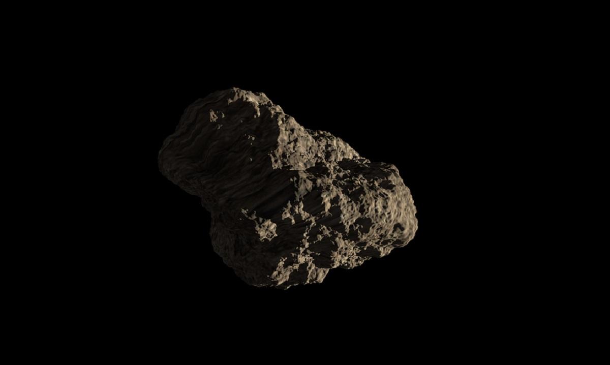 Asteroide do tamanho de um carro passou raspando na Terra na última terça