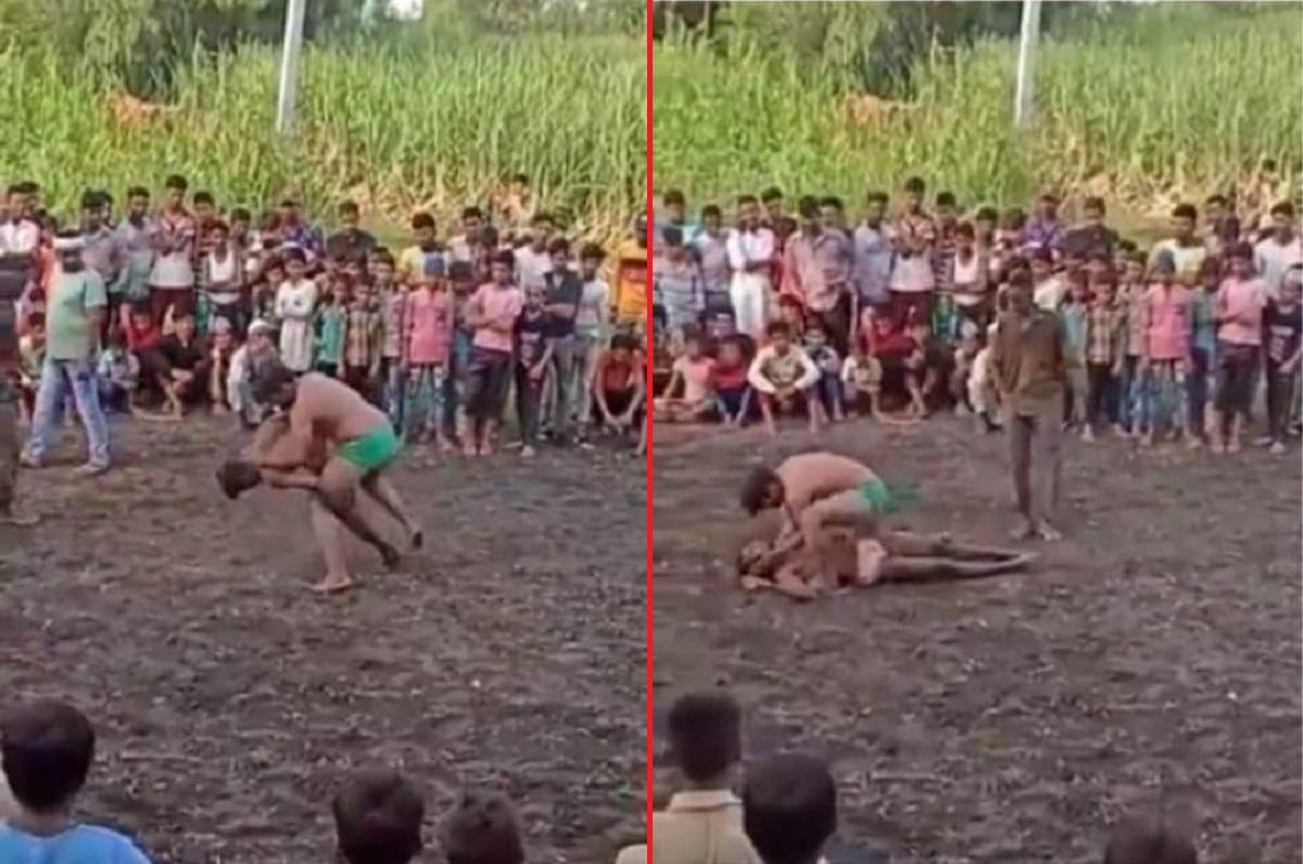 VÍDEO: lutador mata oponente em luta livre na Índia