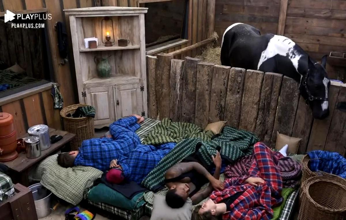 Internautas se revoltam com suposto assédio de Nego do Borel em A Fazenda