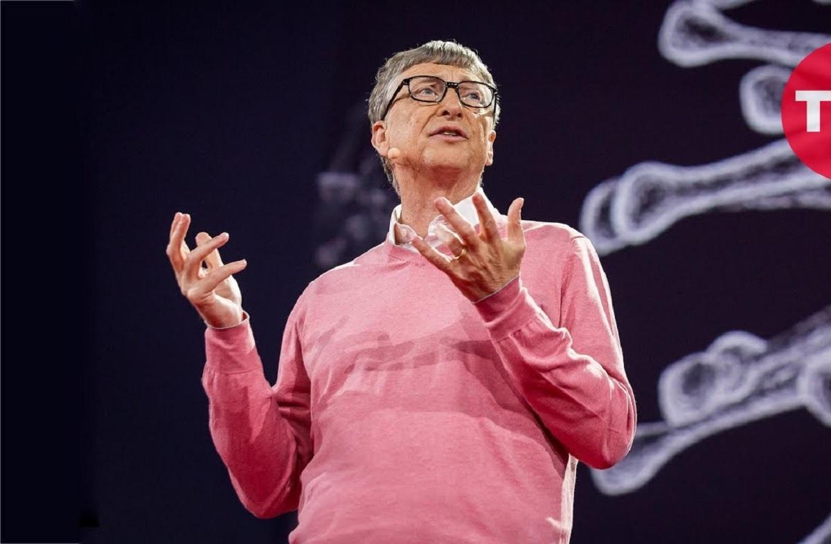 """Fundação Bill & Melinda Gates diz ter """"solução"""" para a pandemia de covid-19"""