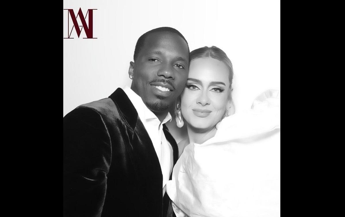 Foto no Instagram confirma romance entre Adele e agente esportivo