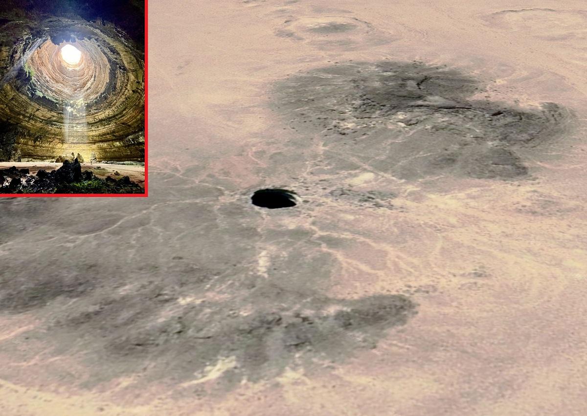 Fim do mistério? Exploradores entram no Poço do Inferno no Iêmen