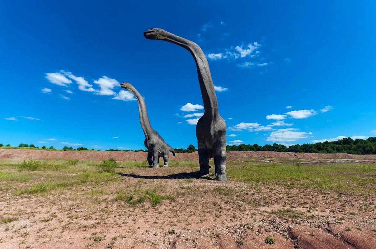Vulcões alteraram a Terra há 230 milhões de anos e favoreceram os dinossauros