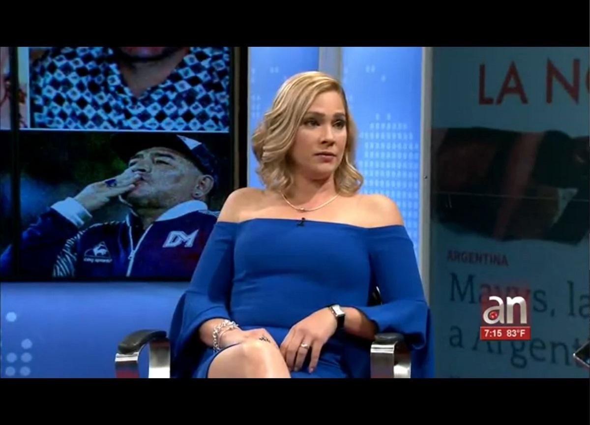 Ex-namorada menor de idade de Maradona quebra o silêncio após 21 anos