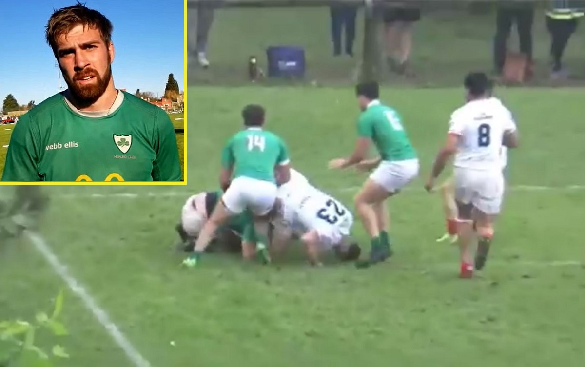 VÍDEO: atleta argentino morre após sofrer grave lesão no rugby