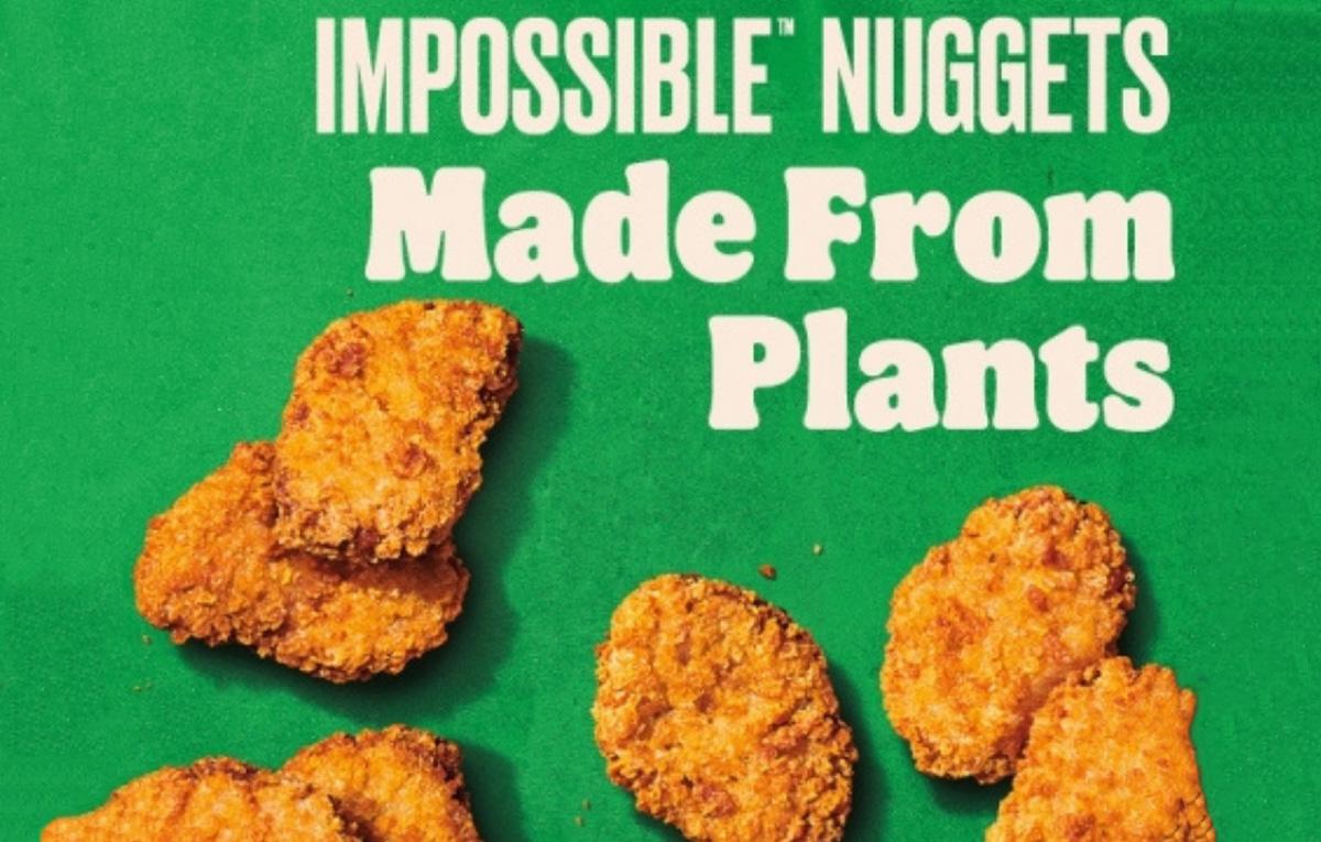 Burger King testará nuggets sem frango nos EUA
