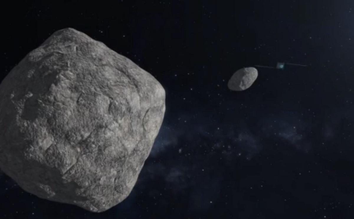 Nasa lançará missão de redirecionamento de asteroide em novembro