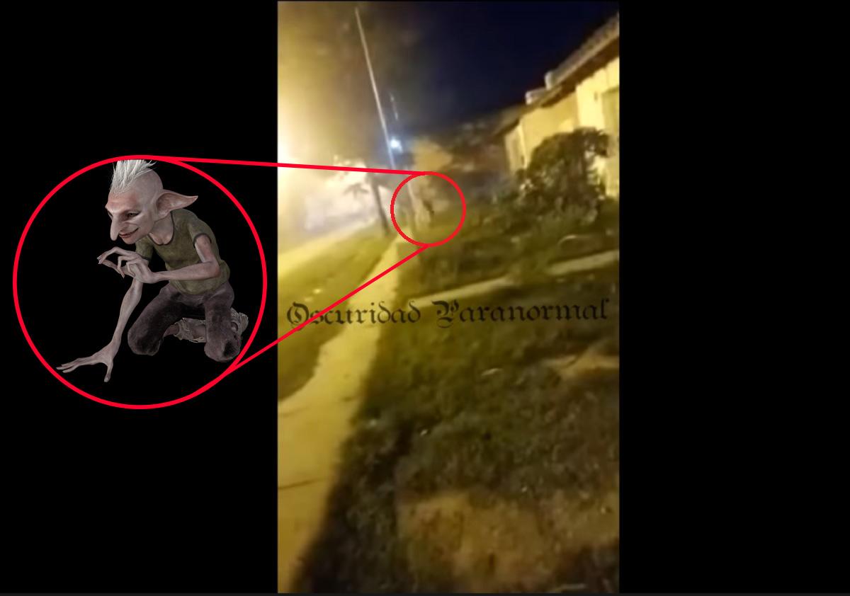 VÍDEO: suposto duende aparece na região de Salta, na Argentina